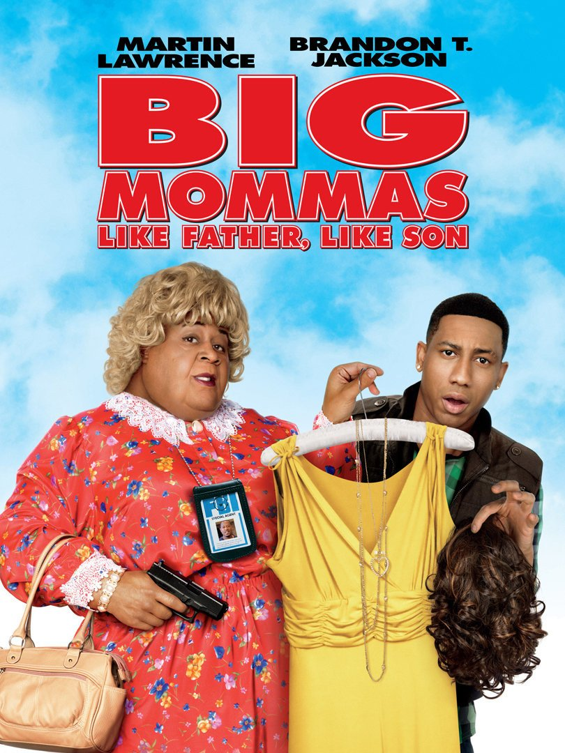 Big Mommas: Like Father, Like Son on Amazon Prime Video UK