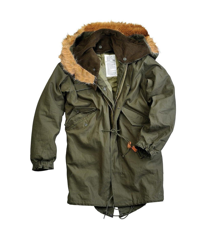 Alpha Industries Vintage Fishtail Jacket 123141 günstig online kaufen