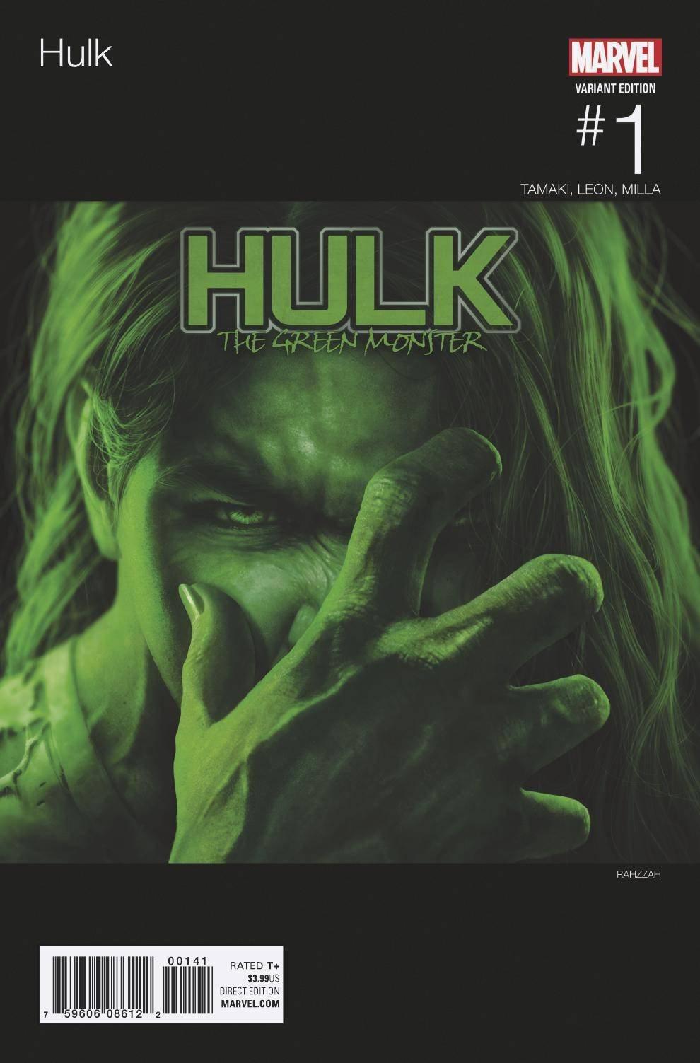 Hulk Rahzzah Hip Hop