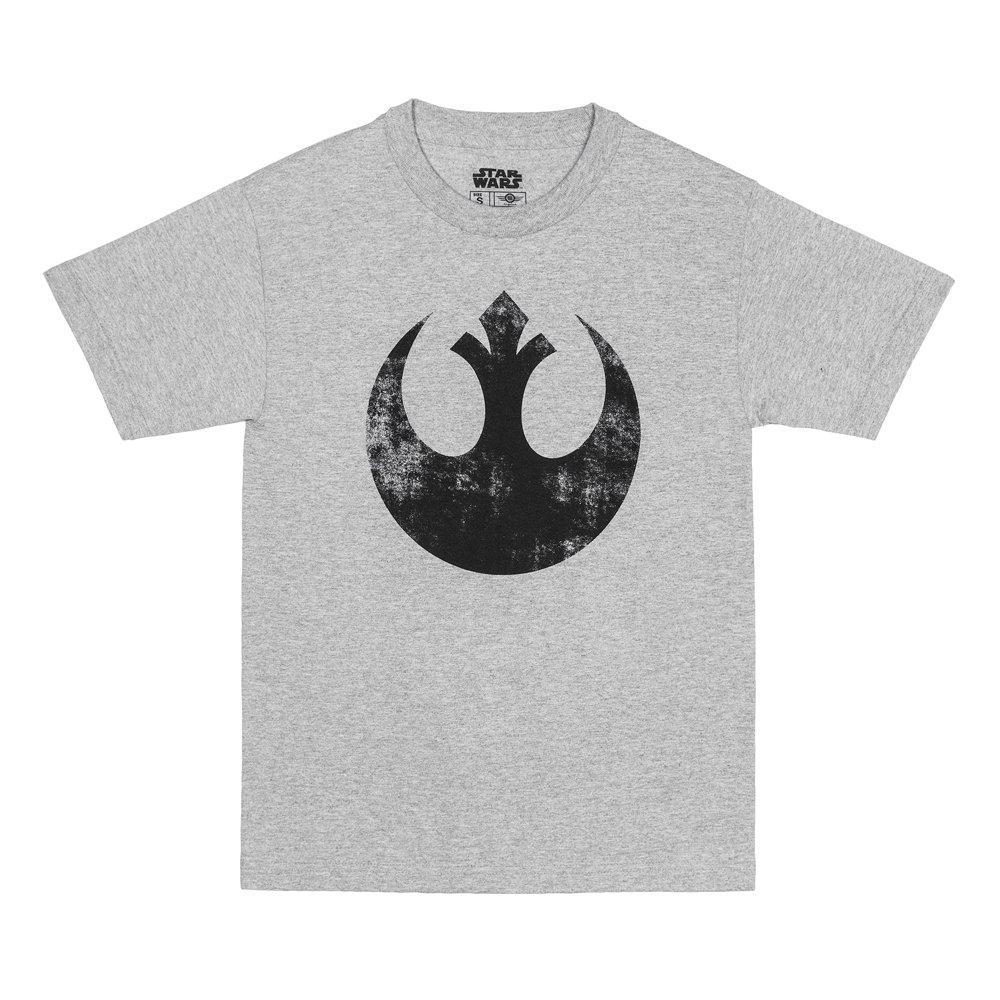 Star Wars Men's Old Rebel T-Shirt