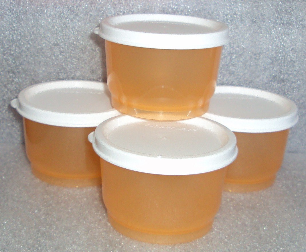 Tupperware Snack Cups, Set of 4, Orange with White Seals fundamentals of physics extended 9th edition international student version with wileyplus set