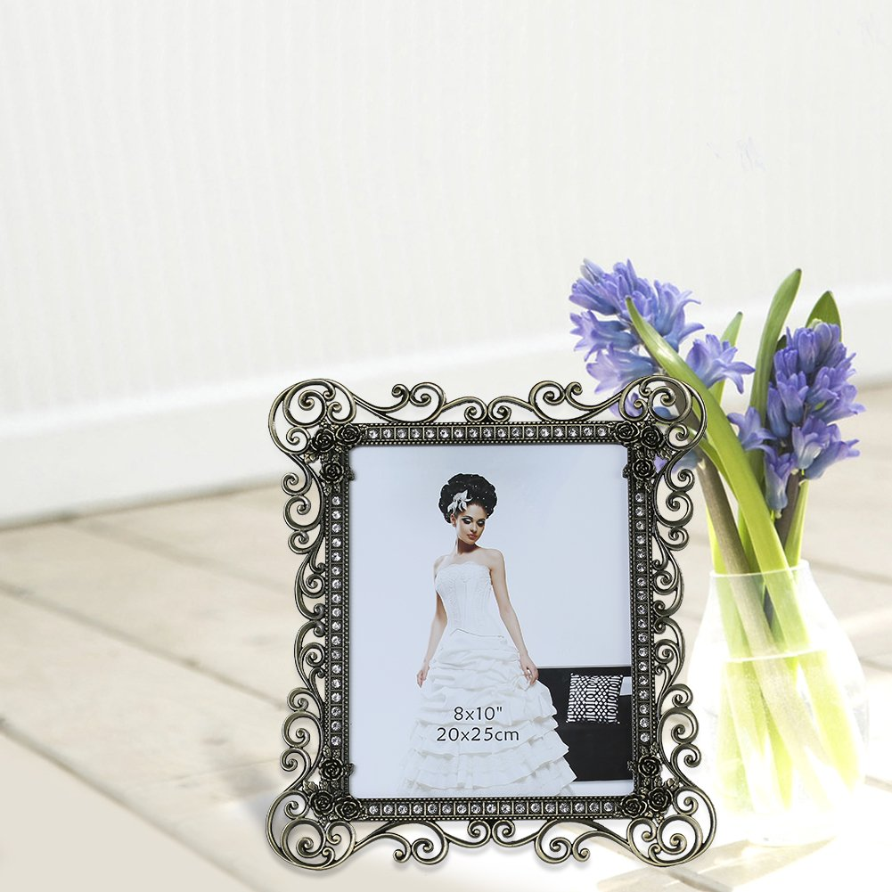 Gift Garden 8 by10-inch Vintage Picture Frame for 8x10 Photo 4
