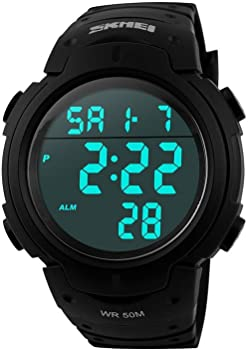 CIVO Mens Multifunctional Casual Watch