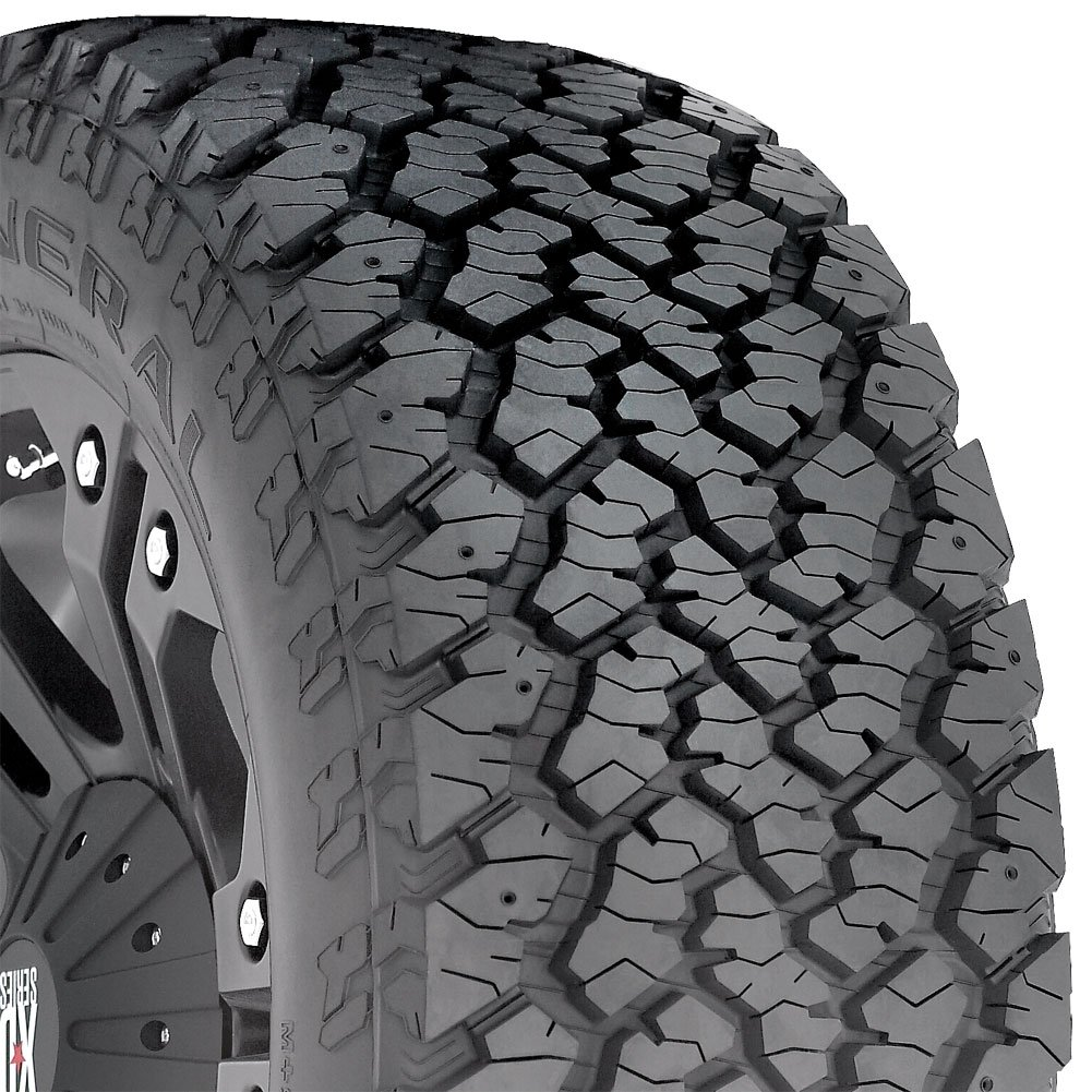 General Grabber AT2 Radial Tire