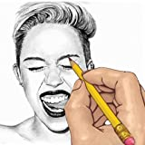 How to Draw: Miley Cyrus