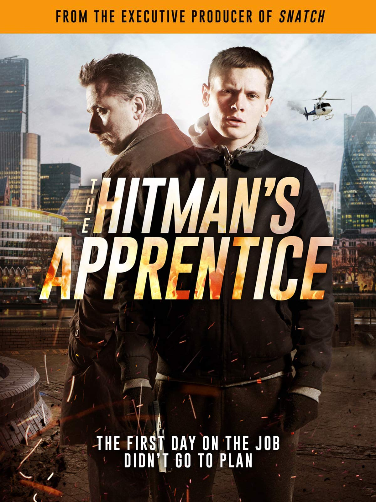The Hitman's Apprentice on Amazon Prime Video UK