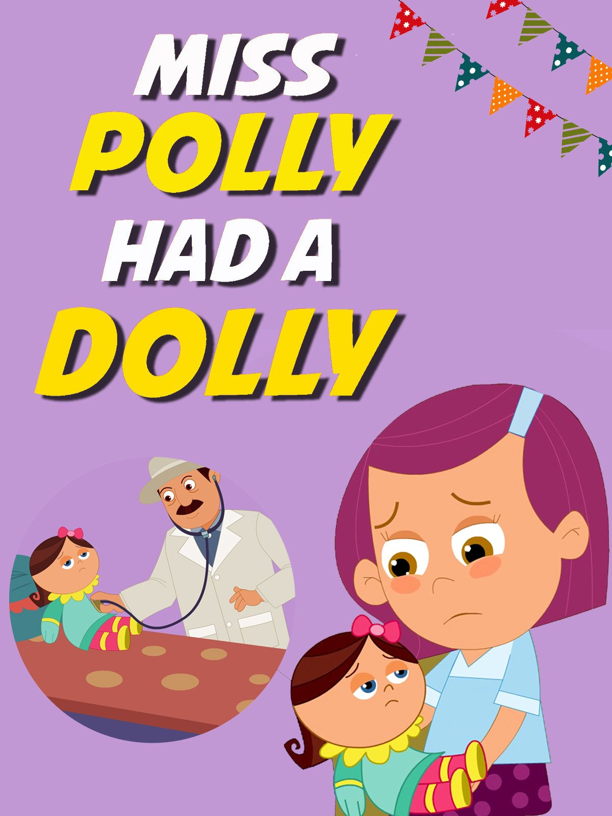Miss Polly Had a Dolly on Amazon Prime Video UK