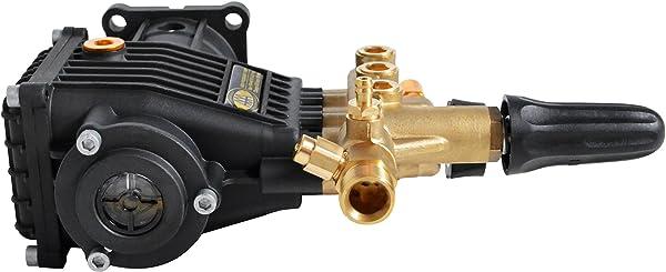 AAA Technologies Triplex Plunger Pump Kit 3400 PSI at 2.5 GPM