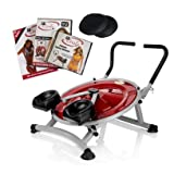 Ab Circle Pro Abs And Core Home Exercise Fitness Machine + DVD PRO (Color: muscle stimulator muscle stimulator muscle stimulator muscle stimulator muscle stimulator muscle st, Tamaño: Newer V2.0)