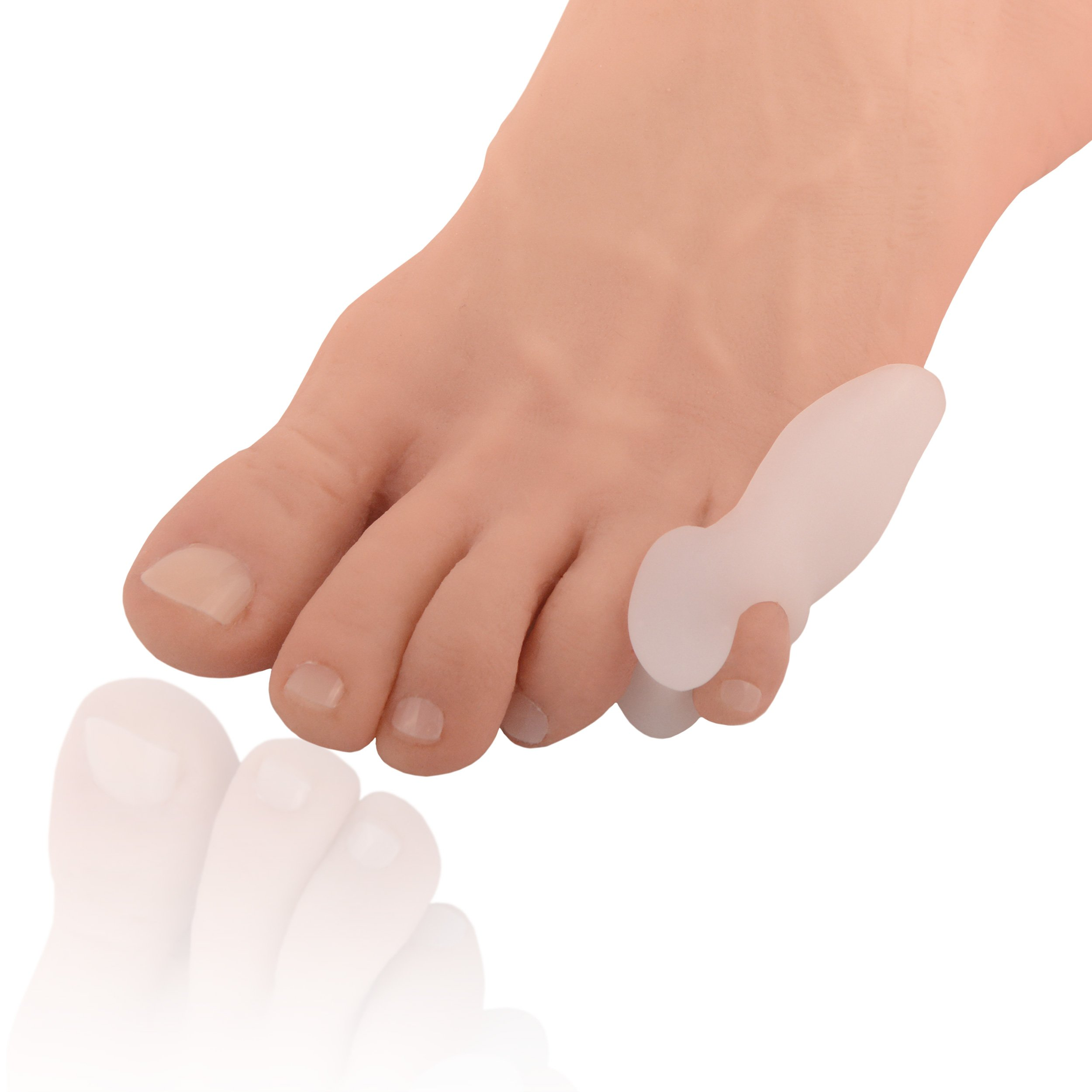 how to use toe spacers ballet