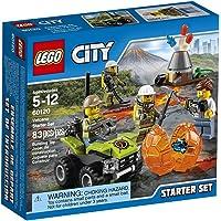 LEGO City Volcano Explorers 83 Piece Starter Set