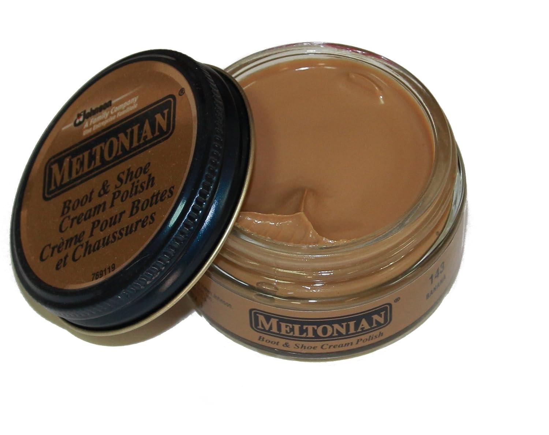 Meltonian Boot and Shoe Cream Polish - 1.55 Ounces