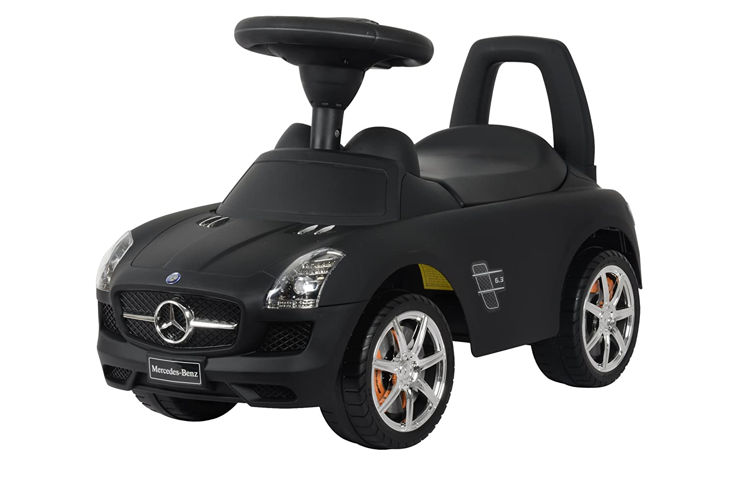 buy best ride on cars mercedes benz push car matte black online at low prices in india amazonin