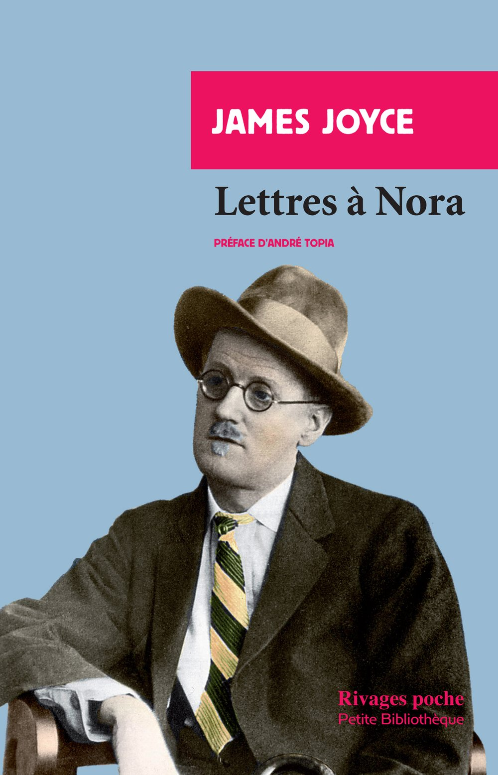 Lettre à Nora - James Joyce