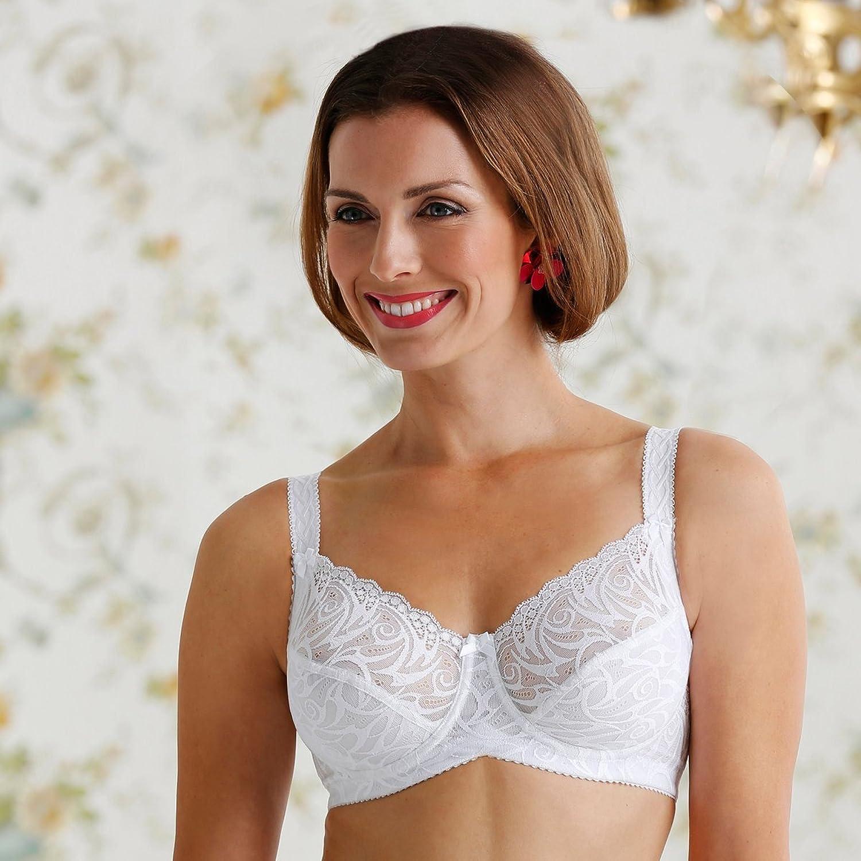 Miss Mary Damen Bügel – BH mit Spitze Elastisch günstig online kaufen