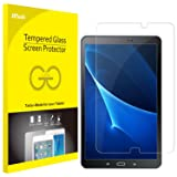 JETech Screen Protector for Galaxy Tab A 10.1 2016 (SM-T580/T585), Tempered Glass Film (Color: Clear, Tamaño: 10.1-inch)