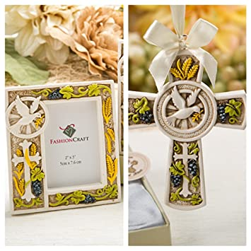 Communion, Confirmation and Baptism Frames Beautiful DOVE Photo FRAME