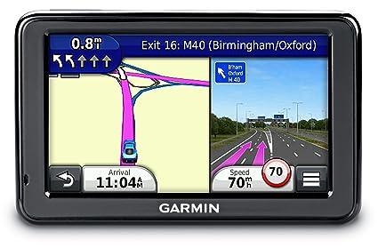"""Garmin nuvi 2545 GPS Europe de l'Ouest (24 pays) écran 5"""""""