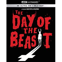 The Day Of The Beast (2-Disc Special Edition) [4K Ultra HD + Blu-ray]