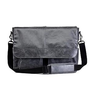 Kelly Moore Boy Bag, Shoulder Style Small Camera Bag, Grey