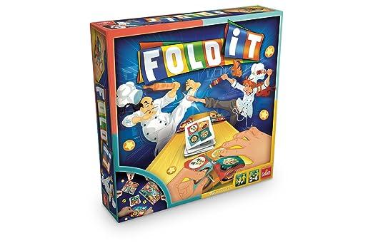 GOLIATH  - Fold it