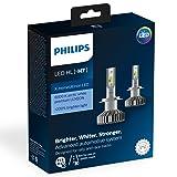 Philips X-tremeUltinon H7 LED Bulbs 6500K +200% PX26d 12985BWX2