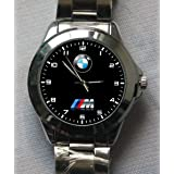 Automotif BMW Theme Custom Face Custom Metal Sport Watch