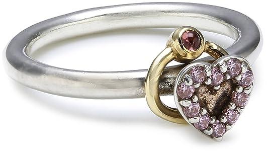Pandora 190844Rhl-54 Silver Ring