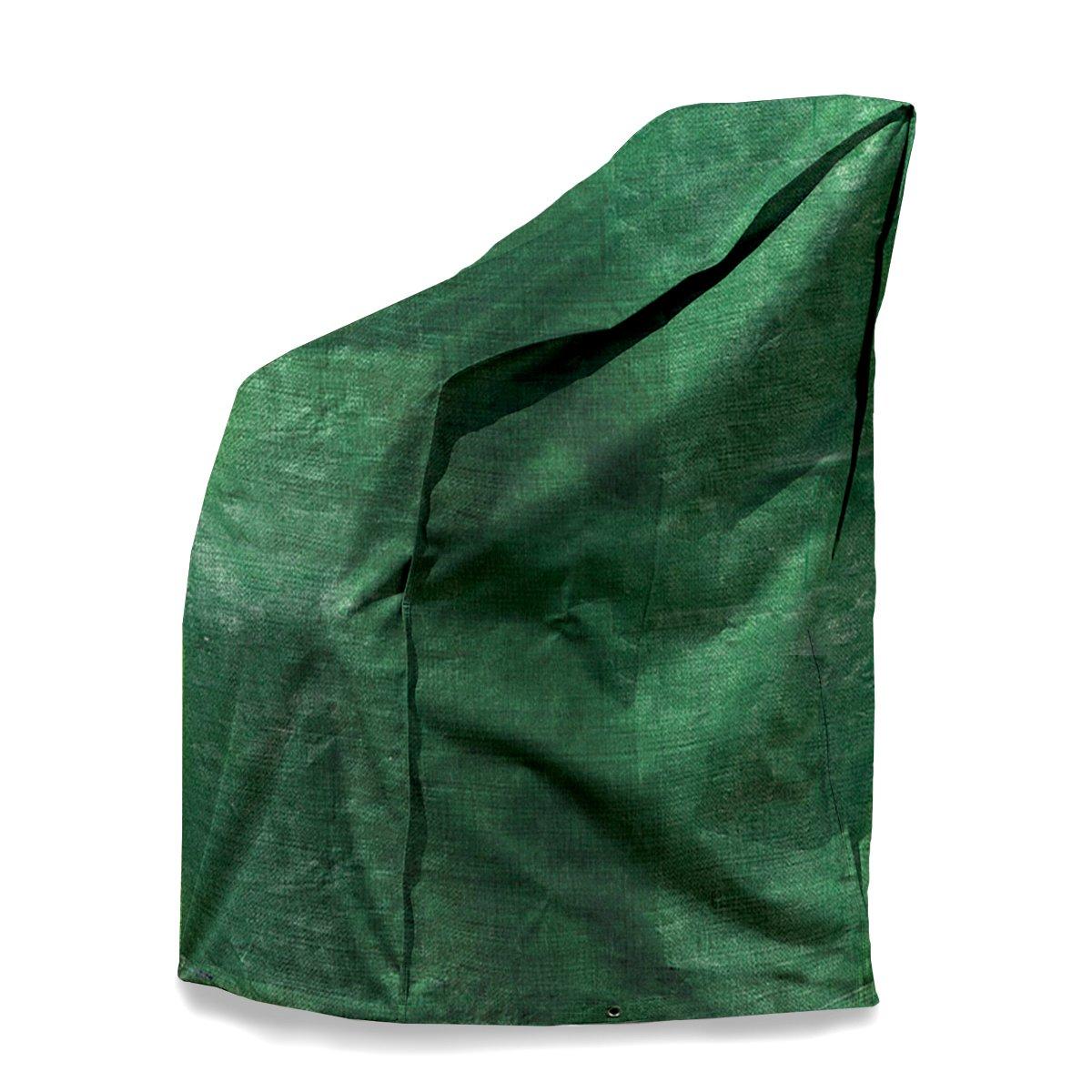 Schutzhülle für Gartenstühle (Stapelstühle) | schnelltrocknend | 66x66x110/150cm online kaufen