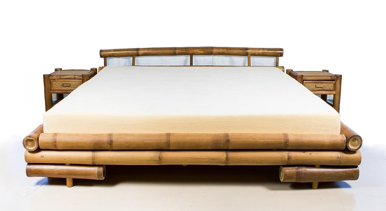 bamboo platform bed queen images