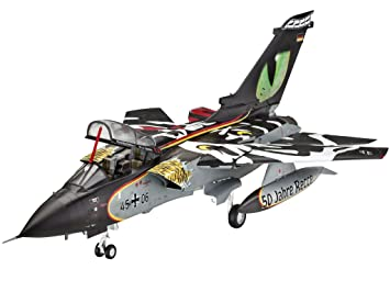 "Revell - 4695 - Maquette Classique à Peindre et à Coller - Tornado Tigermeet ""eye of the tiger"" 1:72"