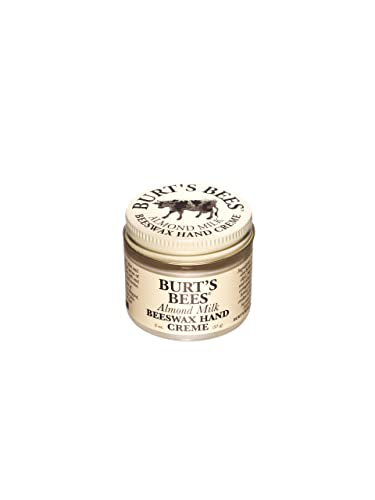 burts bees almond milk beeswax hand cream reviews