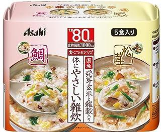 吃货日淘必备,ASAHI 朝日 断食代餐瘦身粥  1盒*5袋
