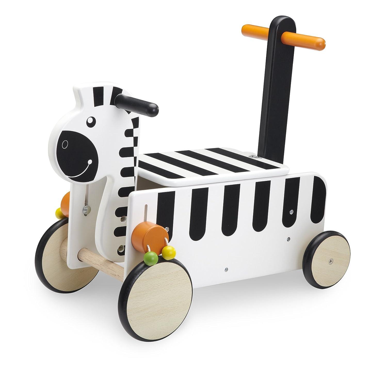 Ride-On Zebra