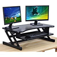 The House of Trade Adjustable Standing Desk