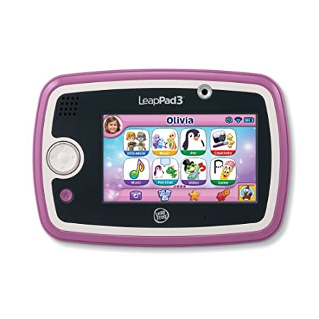 LeapPad 3 Learning Tablet - Pink