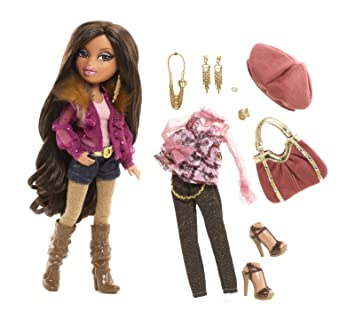 Bratz - Party - Yasmin - Poupée 25 cm (Import Royaume Uni)