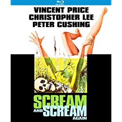 Scream and Scream Again [Blu-ray]