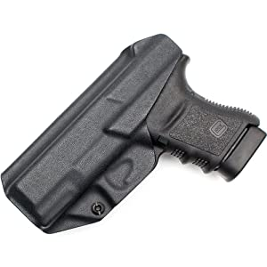 Tulster Glock 29/29sf/30/30sf Holster IWB Profile Holster (Black - Right Hand) (Color: Black)