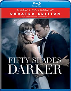 Book Cover: Fifty Shades Darker - Unrated Edition