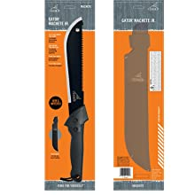 Gerber 31-000082 Gator Machete Junior with Sheath