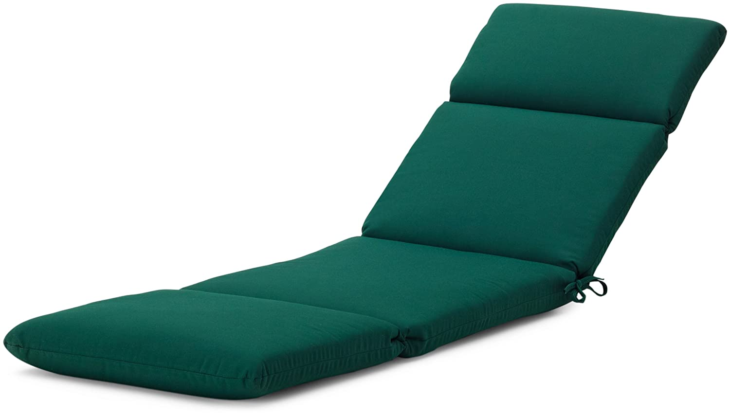 Hardwood chaise lounge sunbrellla cushion reversible for Chaise lounge cushion cover