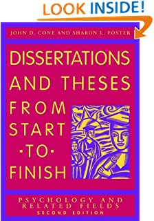 Theses and Dissertations | SAGE Publications Inc