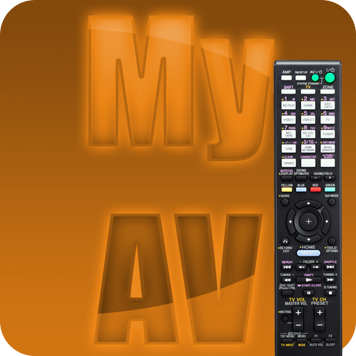 MyAV TV & Blu-Ray WiFi & IR remote for Sony TRIAL (Blu Ray Remote Control compare prices)