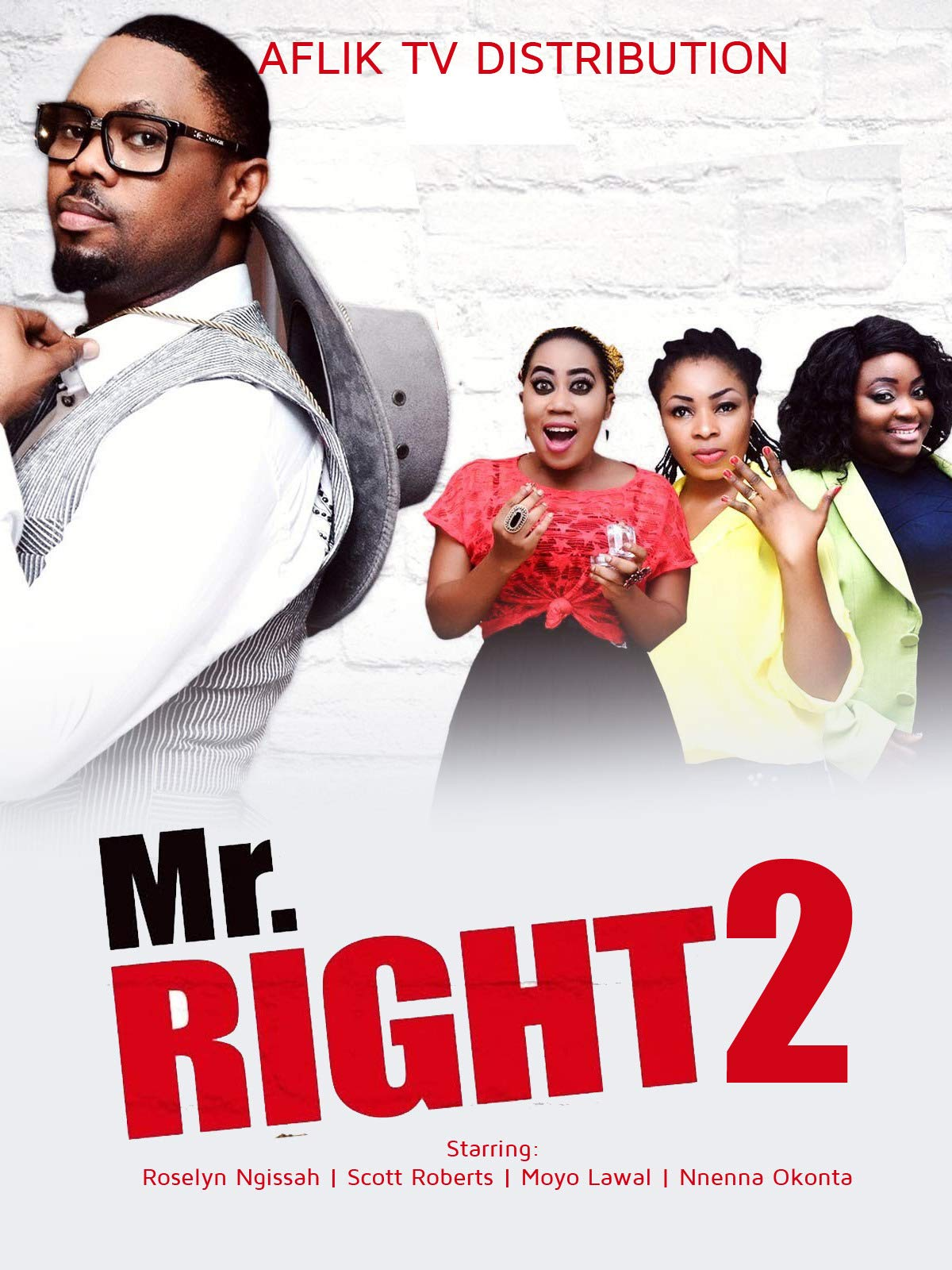 Behind Mr Right 2