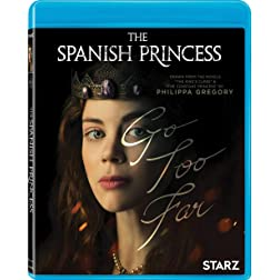 SPANISH PRINCESS SN1 [Blu-ray]