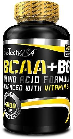 BCAA + B6 BioTech