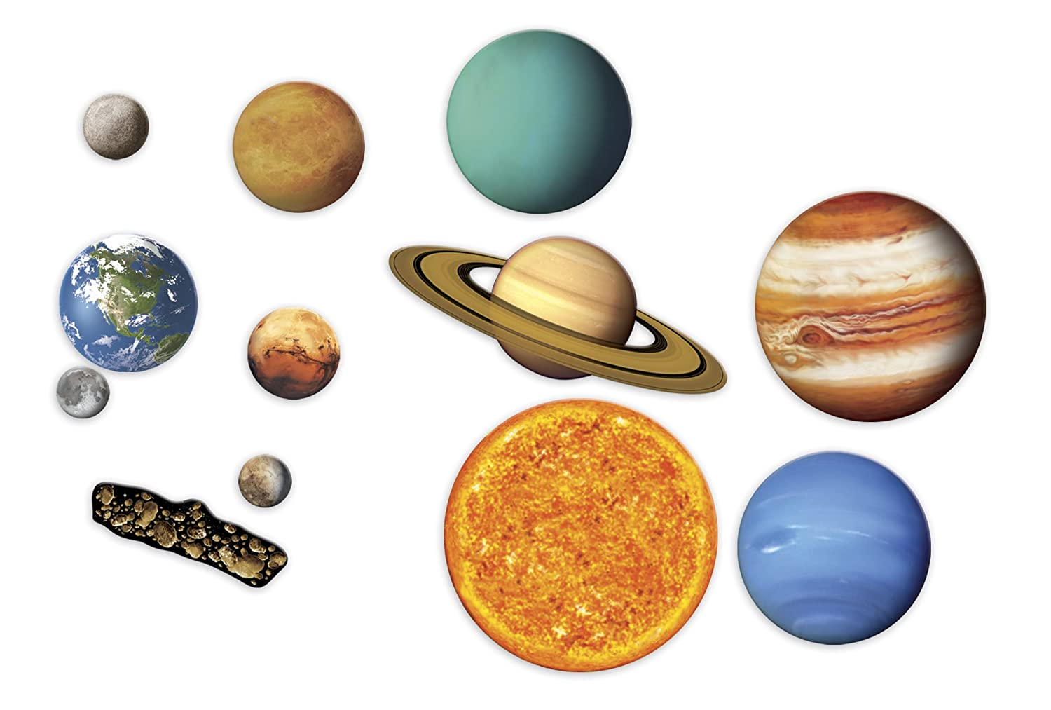 solar system cut out template - photo #35