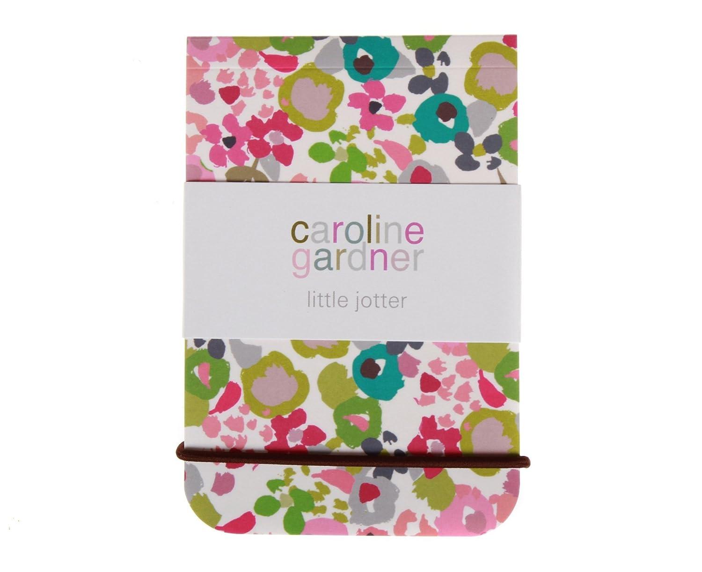 Caroline Gardner Light Ditsy Little Jotter Bold Block Pocket Notebook
