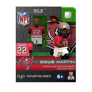 NFL Tampa Bay Buccaneers Doug Martin Figurine